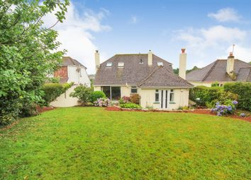 Thumbnail 5 bed detached house for sale in Shiphay Lane, Torquay