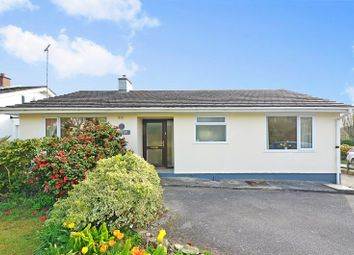 Thumbnail 3 bed detached bungalow for sale in Penwartha Road, Bolingey, Perranporth