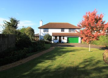 Thumbnail 4 bed detached house for sale in Village Way, Aylesbeare, Exeter