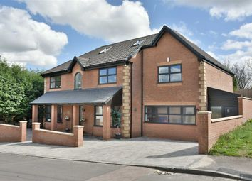 Thumbnail 5 bed detached house for sale in Martins Court, Hindley, Wigan