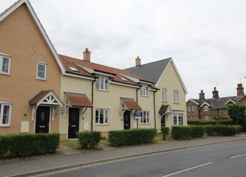 Thumbnail 3 bedroom terraced house to rent in Talbot, Station Road, Campsea Ashe, Woodbridge