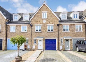 Thumbnail 4 bed town house for sale in Cobbetts Mews, Pulborough, West Sussex