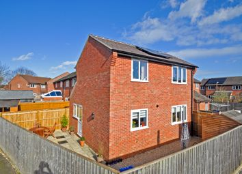 Thumbnail 2 bed semi-detached house for sale in Lerwick Croft, Bicester
