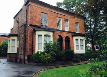 Thumbnail 1 bed flat to rent in Flat 3 28, Northenden Road, Sale