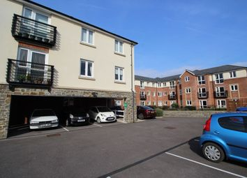 Thumbnail 2 bed flat for sale in Coleridge Court, 2 Coleridge Vale Road North, Clevedon