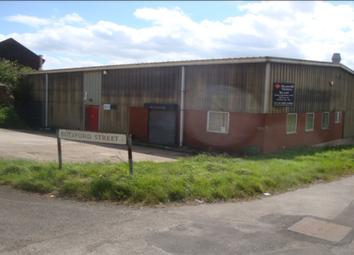 Thumbnail Warehouse to let in Rutland Road, Sheffield
