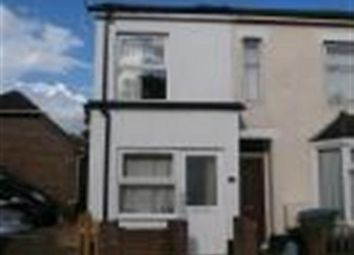 Thumbnail 3 bed end terrace house to rent in Berkeley Road, Shirley, Southampton
