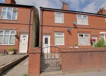 Thumbnail 2 bed end terrace house for sale in Carnarvon Grove, Huthwaite, Sutton-In-Ashfield