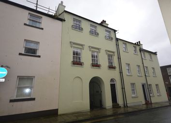 Thumbnail 1 bedroom flat for sale in Queen Street, Whitehaven