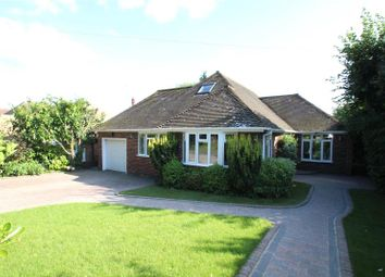 Thumbnail 3 bed detached bungalow for sale in School Hill, Findon Village, Worthing