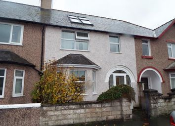Thumbnail 4 bed terraced house for sale in Knowles Road, Llandudno, Conwy