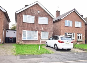Thumbnail 3 bed detached house for sale in The Boundary, Bedford