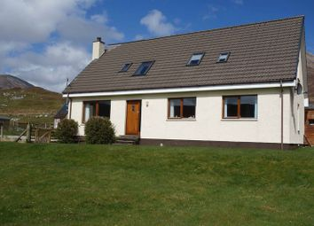 Thumbnail 6 bed detached house for sale in Fearnoch: Large Detached Property, Loch & Cuillin Views, South Skye