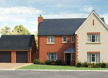 Thumbnail 5 bed detached house for sale in The Hedgerows Grove Crescent, Woore