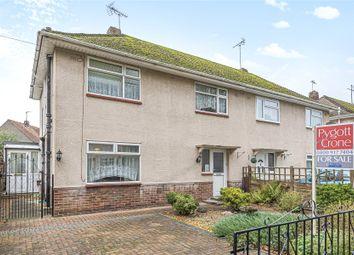 Thumbnail 3 bed semi-detached house for sale in East Elloe Avenue, Holbeach