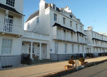 Thumbnail 2 bedroom flat to rent in Fortfield Terrace, Sidmouth