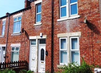 Thumbnail 2 bed flat to rent in Lesbury Street, Lemington, Newcastle Upon Tyne