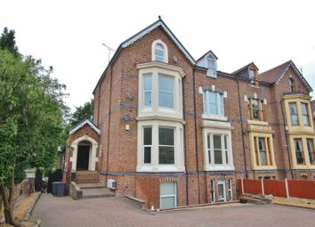 Thumbnail 2 bed flat for sale in Lorne Road, Oxton, Wirral