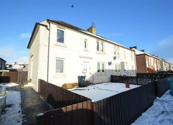 Thumbnail 2 bed flat for sale in Stewart Street, Mossend, Bellshill