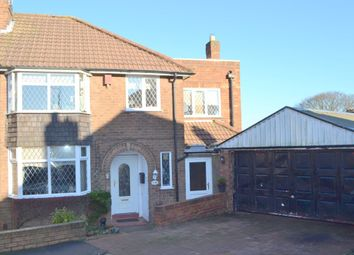 Thumbnail 4 bedroom semi-detached house for sale in The Paddock, Upper Gornal
