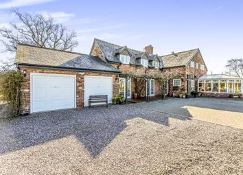 Thumbnail 3 bedroom detached house for sale in Combermere, Whitchurch, Cheshire