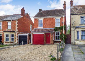 Thumbnail 4 bed detached house for sale in Woodmarsh, North Bradley, Trowbridge
