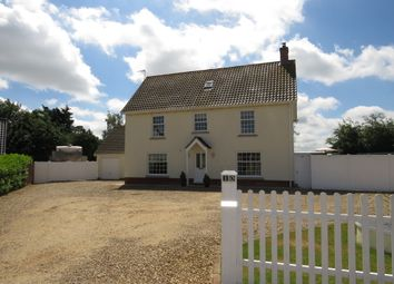 Thumbnail 5 bed detached house for sale in Church View Close, Griston, Thetford