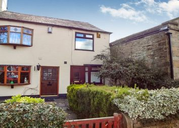 Thumbnail 2 bed terraced house for sale in Stockport Road, Romiley, Stockport