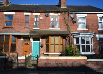 Thumbnail 2 bed terraced house for sale in Frederick Avenue, Hartshill, Stoke-On-Trent