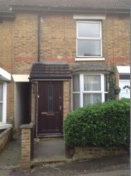 Thumbnail 3 bed terraced house to rent in Charlton Street, Maidstone