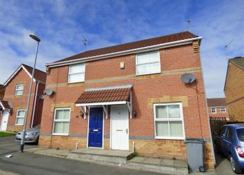 Thumbnail 2 bedroom semi-detached house to rent in Bank Street, Tunstall, Stoke-On-Trent