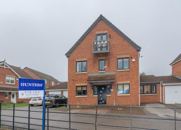 Thumbnail 4 bed town house for sale in The Chequers, Consett