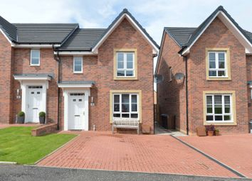 Thumbnail 3 bed semi-detached house for sale in Hillman Road, Paisley