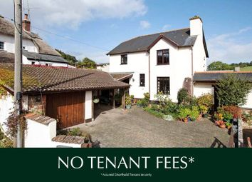 Thumbnail 4 bed detached house to rent in Kenn, Exeter
