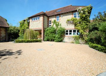 Thumbnail 5 bed detached house to rent in North Lane, Buriton, Petersfield