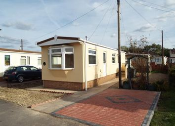 Thumbnail 1 bedroom bungalow for sale in Avonsmere Residential Park, Stoke Gifford, Bristol