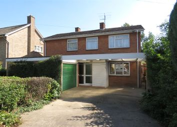 Thumbnail 4 bed detached house for sale in Caldecote Road, Ickwell, Biggleswade