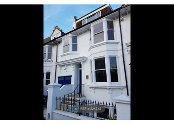 Thumbnail 3 bed maisonette to rent in Hamilton Road, Brighton
