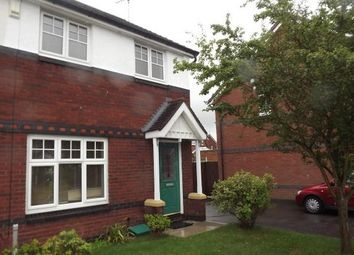 Thumbnail 3 bedroom semi-detached house to rent in Salvia Way, Kirkby