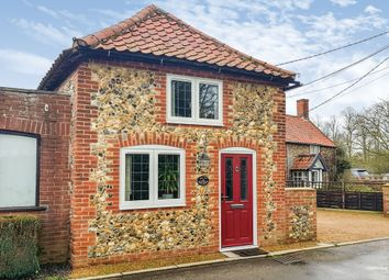 Thumbnail 2 bed semi-detached house for sale in Bobby Hill, Wattisfield, Diss