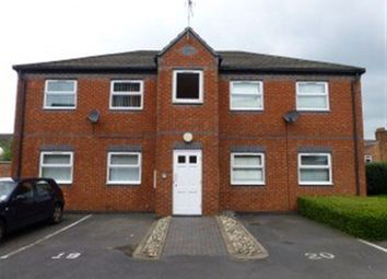 Thumbnail 2 bed flat to rent in Cambridge Street, Rugby, Warwickshire