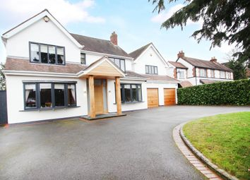 Thumbnail 6 bed detached house for sale in Balsall Street East, Balsall Common, Coventry