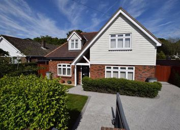 Thumbnail 3 bedroom detached house for sale in Kennard Road, New Milton