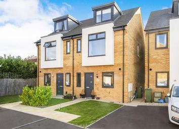 Thumbnail 4 bed semi-detached house for sale in Newdawn Place, Cheltenham, Gloucestershire, .