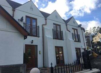 Thumbnail 1 bedroom flat to rent in Quarr Drive, Clydach