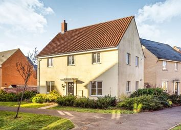 Thumbnail 4 bed detached house for sale in Kingfisher Close, Cringleford, Norwich, Norfolk