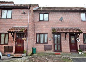 Thumbnail 2 bed terraced house for sale in Tylcha Wen Close, Tonyrefail, Porth, Rhondda, Cynon, Taff.