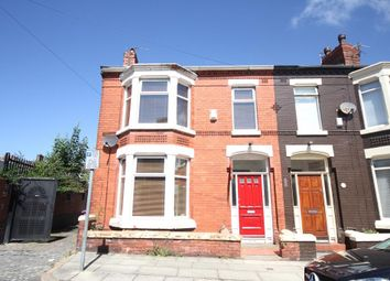Thumbnail 3 bed terraced house to rent in Sunbury Road, Anfield, Liverpool, Merseyside