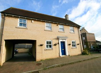 Thumbnail 3 bed detached house for sale in Turner Close, Black Notley, Braintree