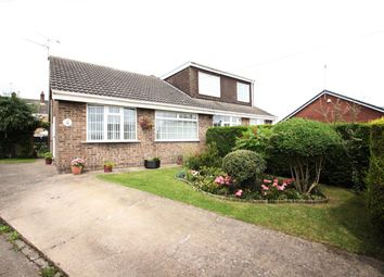 Thumbnail 2 bed bungalow for sale in Watkinson Close, Preston, Hull